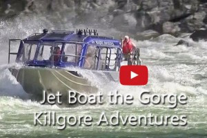 Hells Canyon Jet Boat Trips near Riggins Idaho