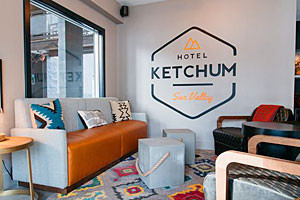 Hotel Ketchum | Cool Lodging for Warm Summer