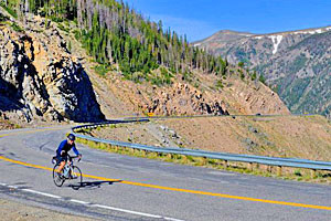 CYCLING AND HIKING TOURS with Timberline Adventure
