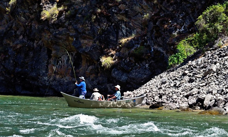 Fly Fishing the Middle Fork of the Salmon River
