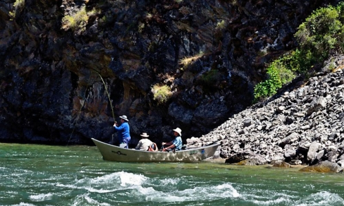 Sun Valley Fishing Guides Middle Fork