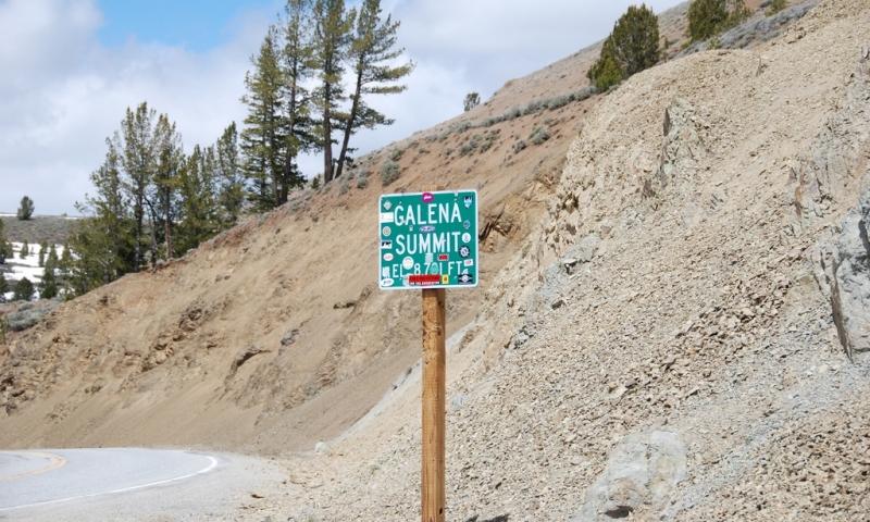 Galena Summit