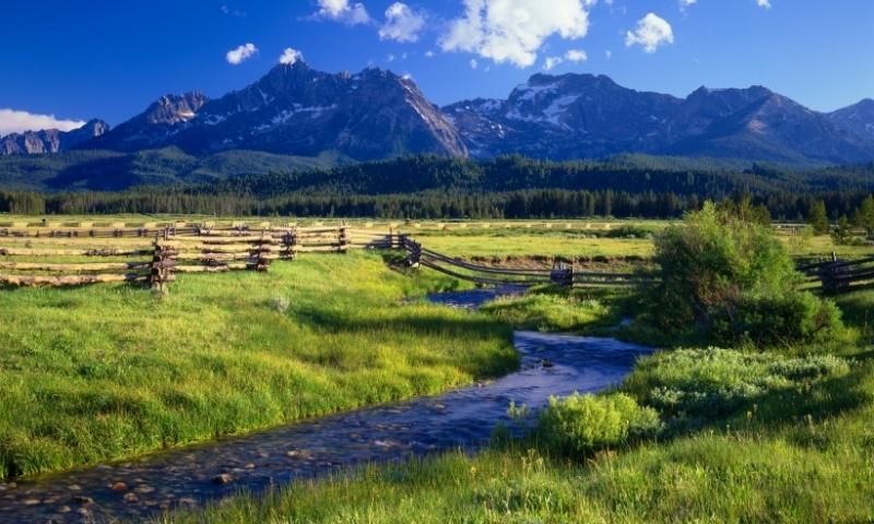 Sawtooth Scenic Byway Idaho Alltrips