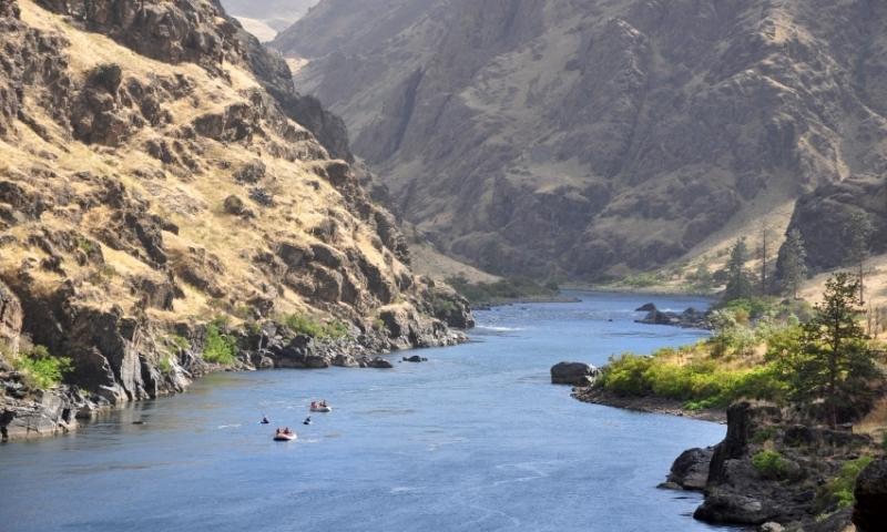 Hells Canyon Snake River