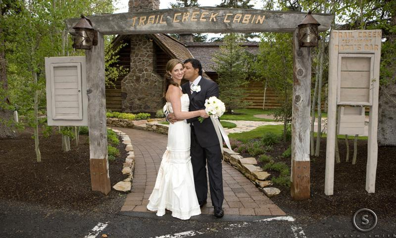Wedding in Sun Valley Idaho