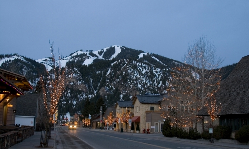 Sun Valley Idaho Ketchum