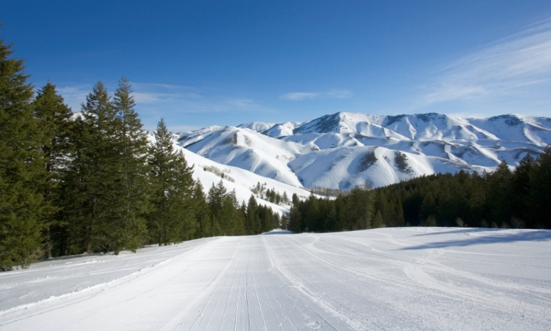 Soldier Mountain Ski Area