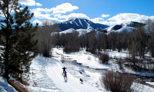 Sun Valley Nordic Skiing