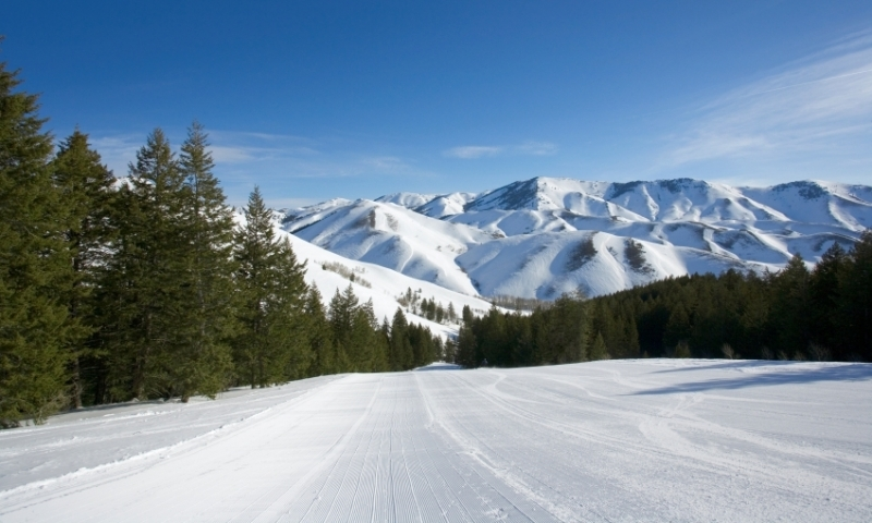 Soldier Mountain Ski Resort