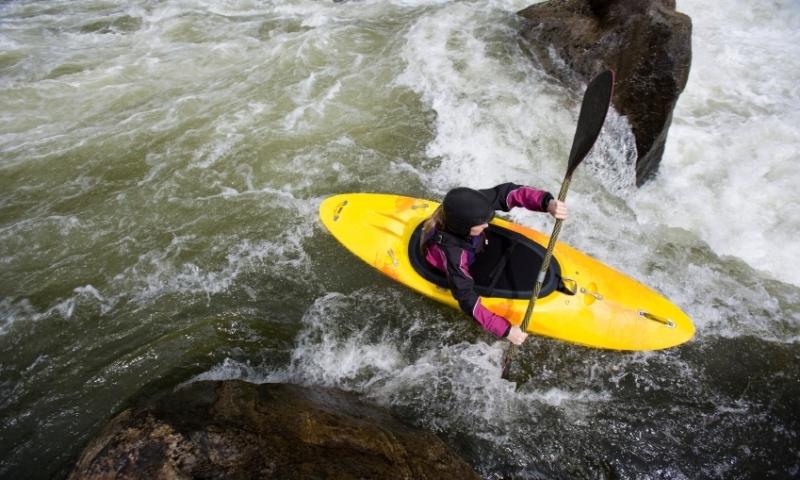 Sun Valley Idaho Kayaking